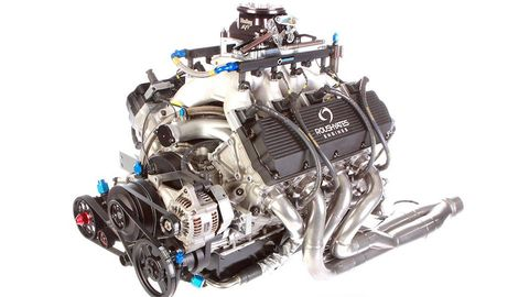 Penske racing to use roush yates engines in nascar for What motor does nascar use
