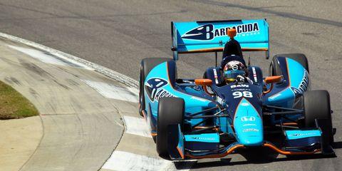 2013 Honda Indy Grand Prix of Alabama