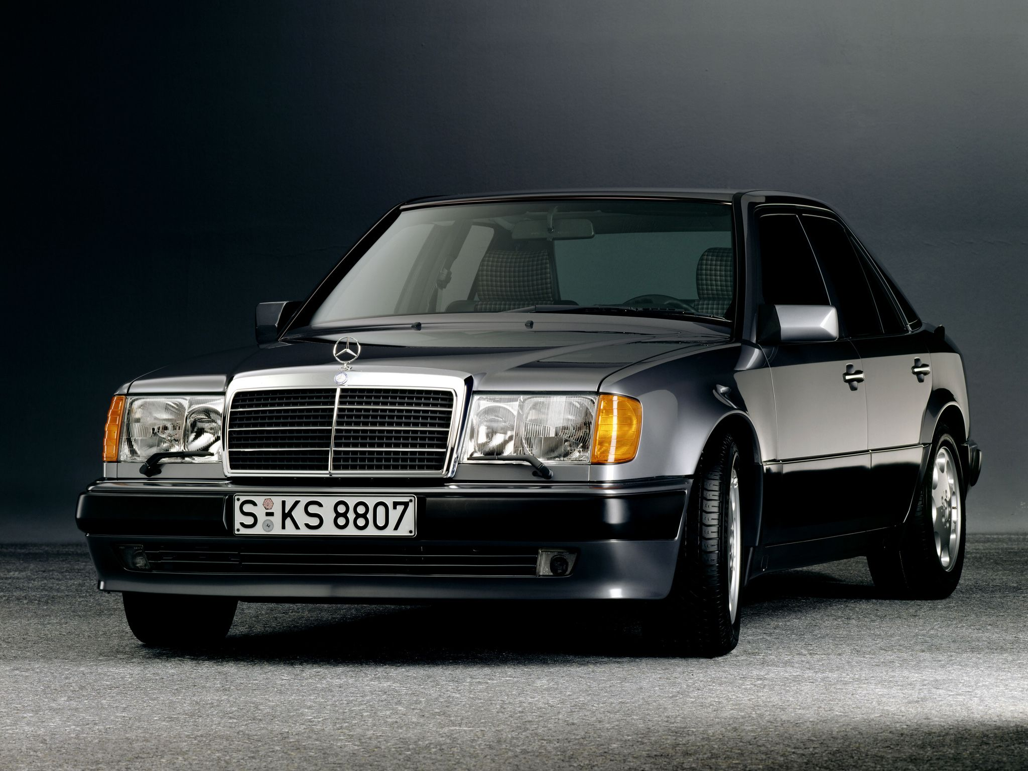 Audi RS2 and Mercedes-Benz 500E Share Porsche Heritage - Two Cars Designed  by Porsche
