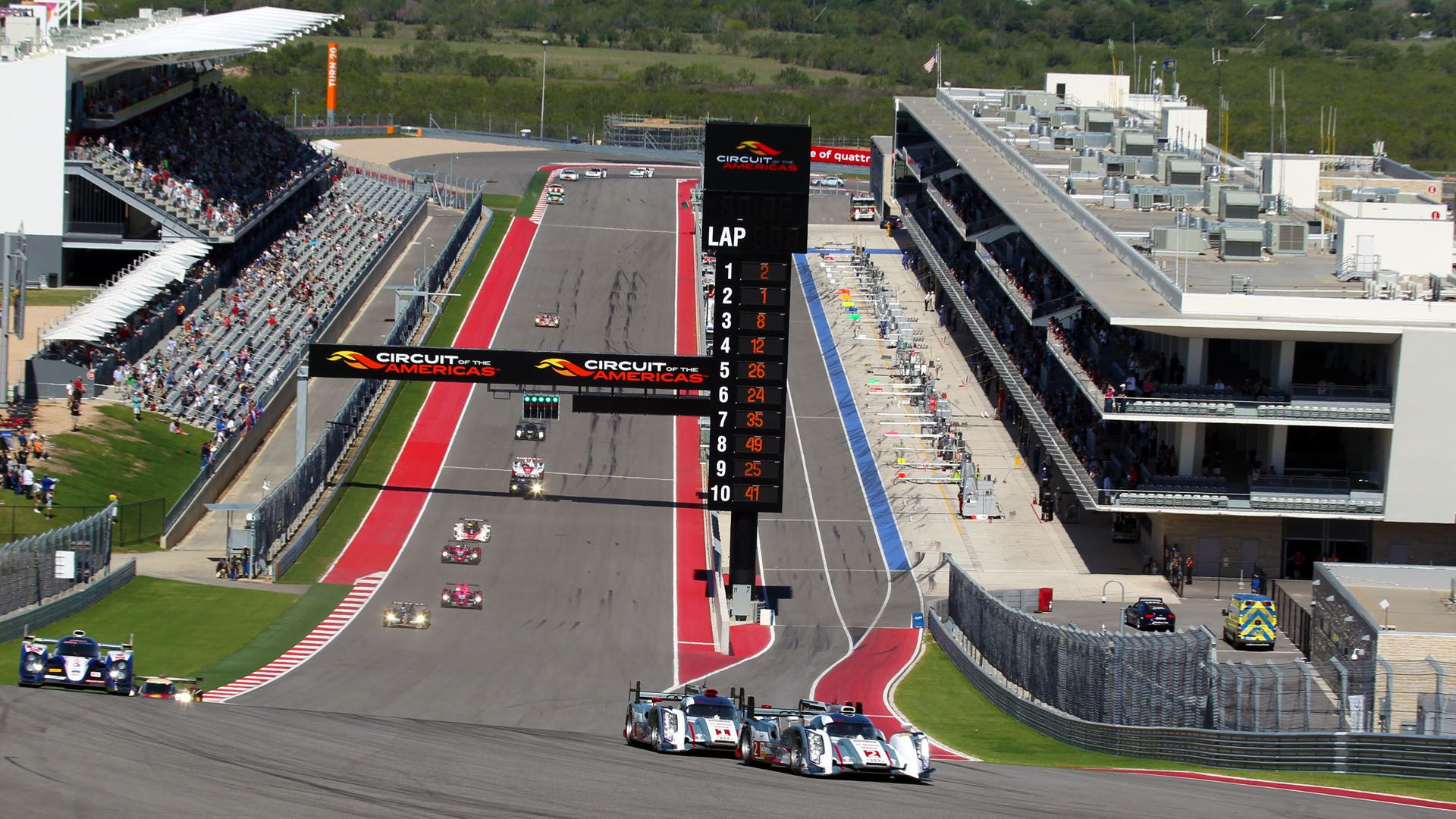 How to get more butts in seats at Circuit of the Americas