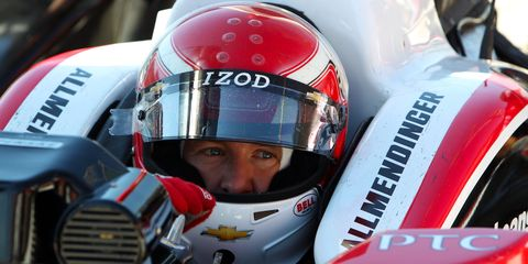 IndyCar Friday at Fontana