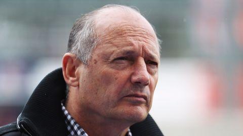 Ron Dennis CEO McLaren