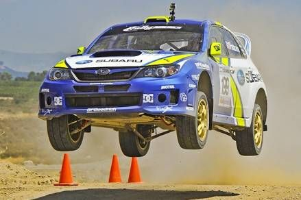 Subaru S Newest Rally Car