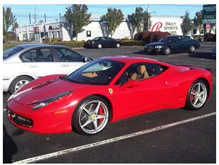Quick Review Back To School With A Ferrari 458 Italia