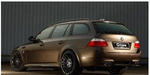 BMW Wagon 1