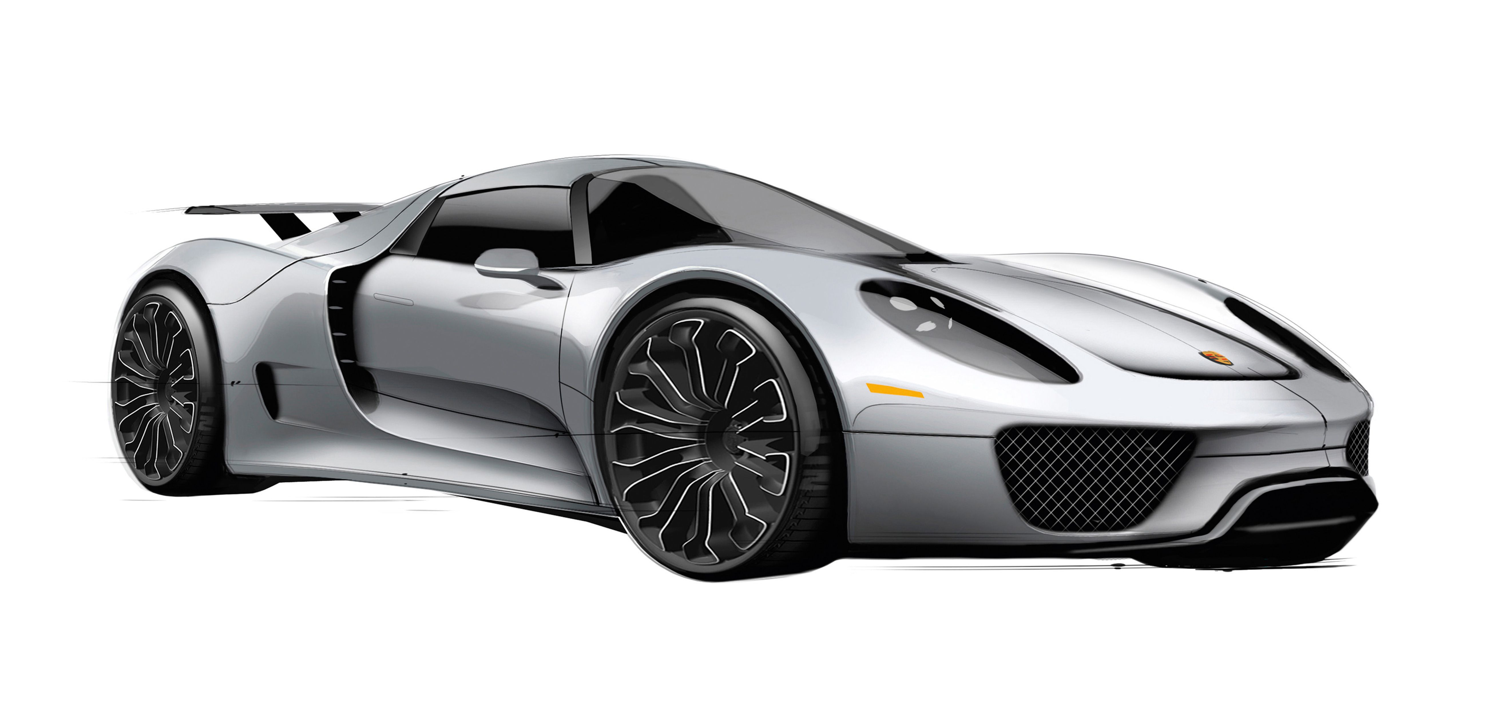 Pricing Announced for Porsche 918 Spyder