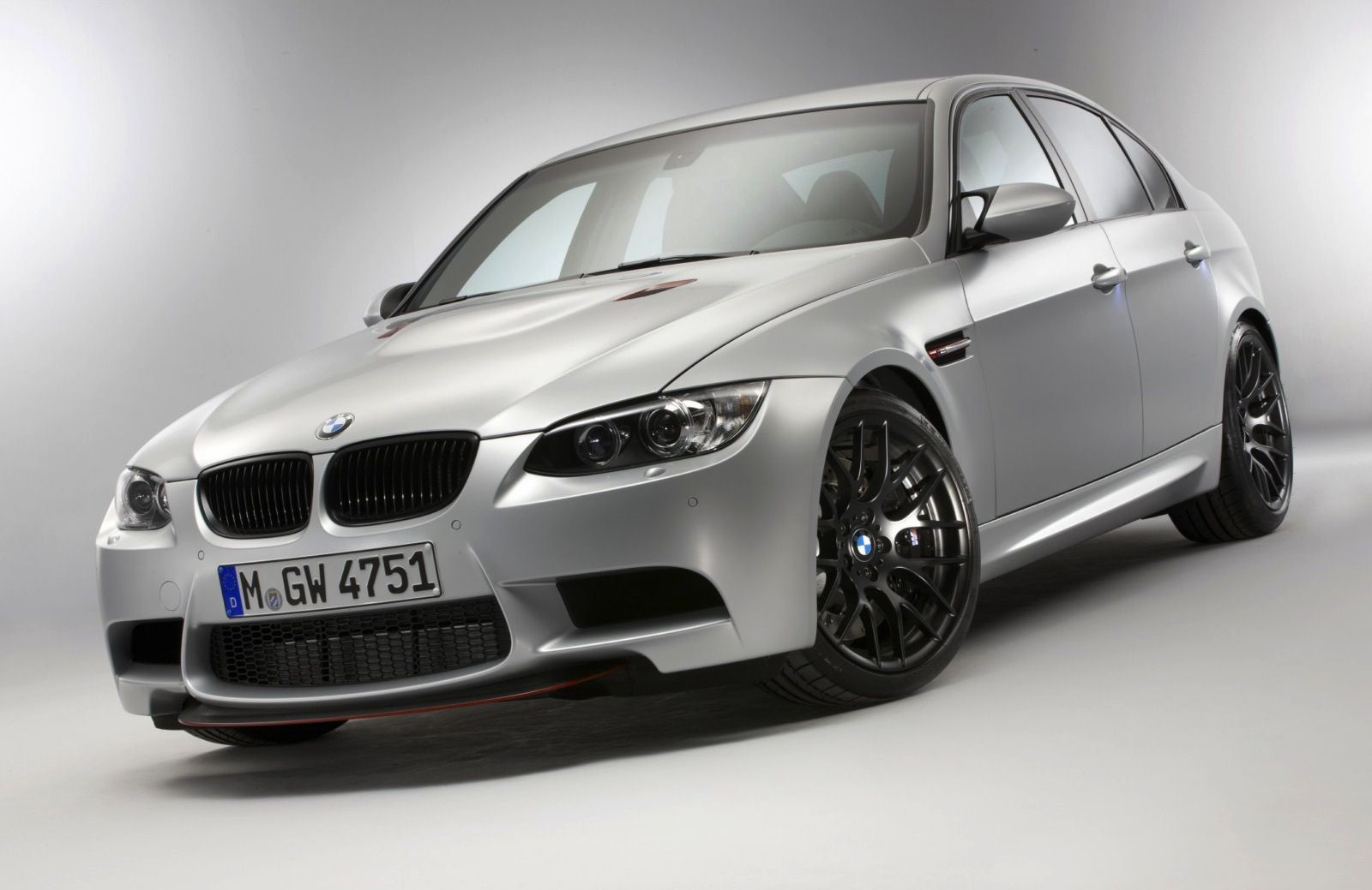 Limited Edition BMW M3 CRT