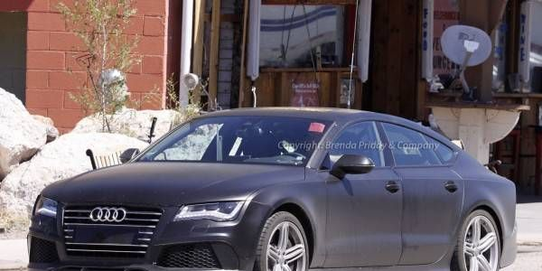 Audi Puts Finishing Touches On Its Rs 7 Hatchback
