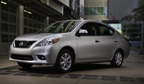 Pricing Update 2012 Nissan Versa Lowest Priced Car In U S