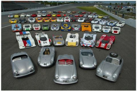 Porsche Racing Cars – Everything You Ever Wanted to Know