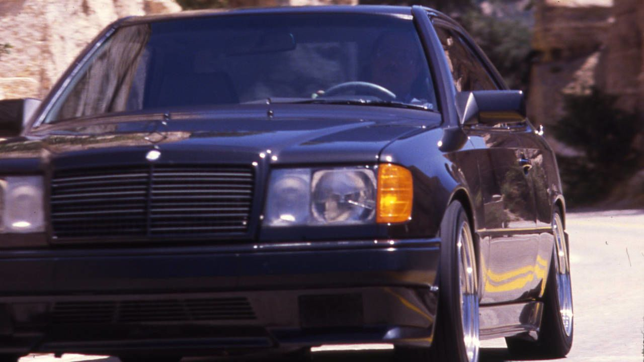 1987 AMG Hammer Slideshow - Classic AMG 560SEC Coupe Photo Gallery