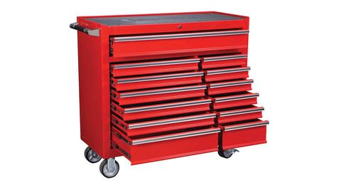 13 drawer cabinet at Harbor Freight