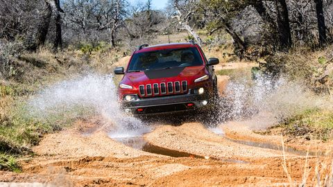 NYIAS 2014 Cherokee Trailhawk 17