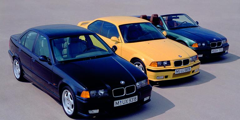 Slideshow E36 BMW M3 Photos