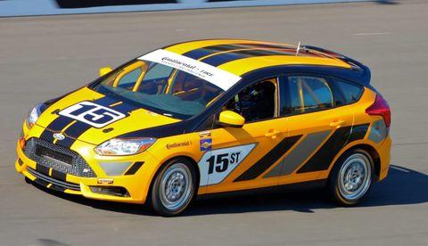 Ford Focus St R Debut 2012 Rolex 24 At Daytona