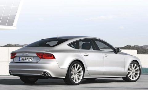 New From Audi for 2011