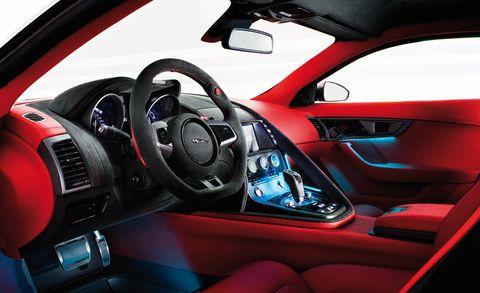 2012 Jaguar C-X16 Concept