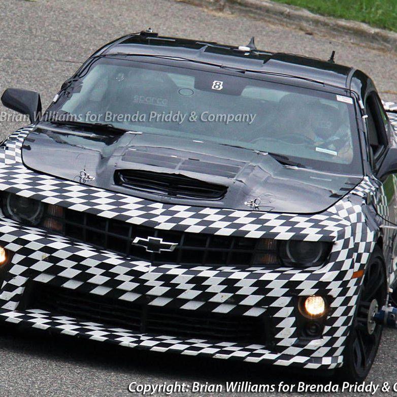 "2012 Chevrolet Camaro ZL1 ""Track Pack"""