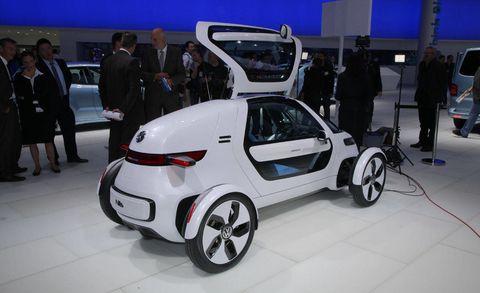 Photos: Volkswagen Nils Concept