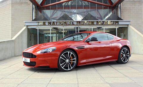 Review: 2012 aston martin dbs carbon edition leftlanenews.