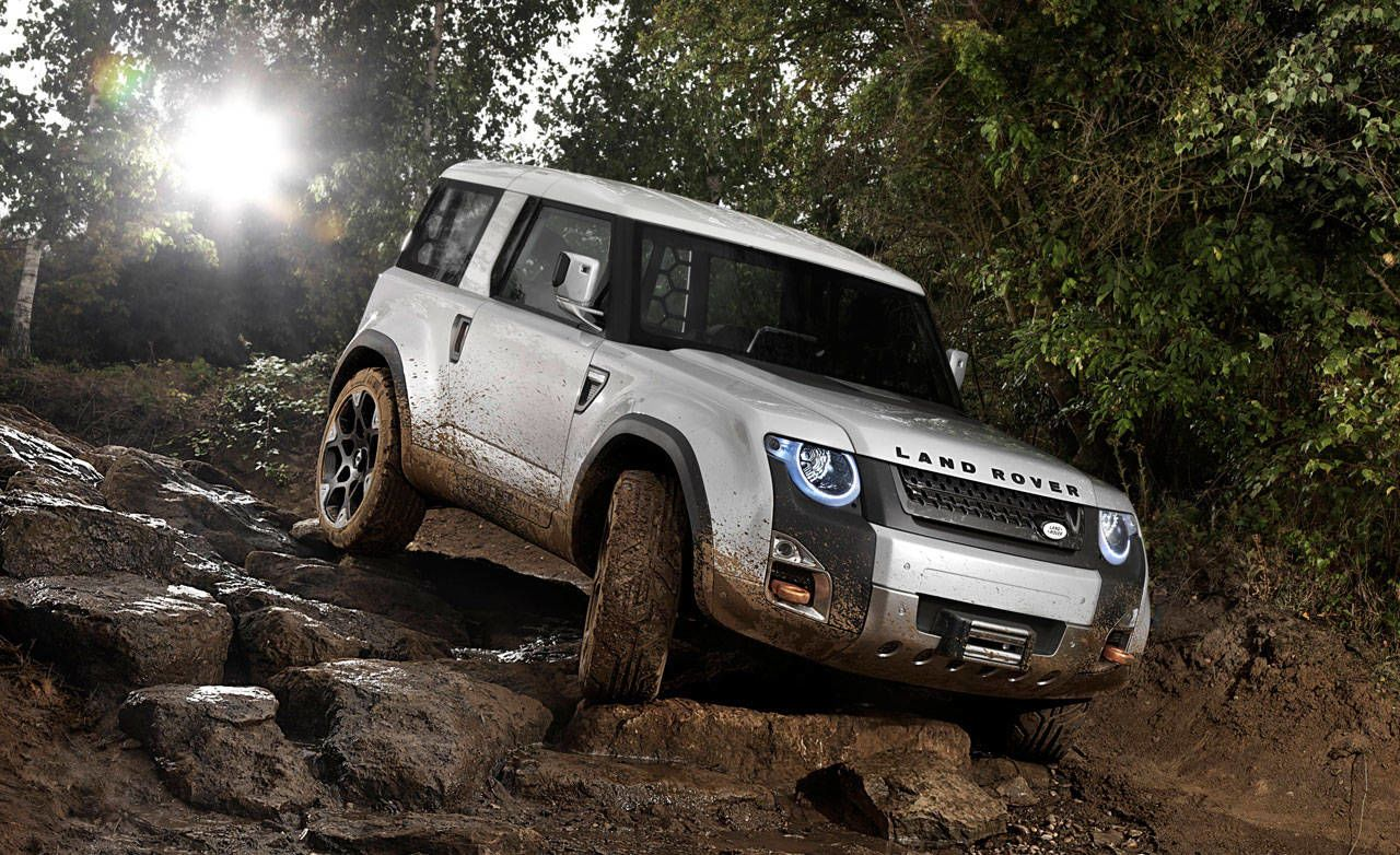 2020 Land Rover Defender News Photos Price Release Date What
