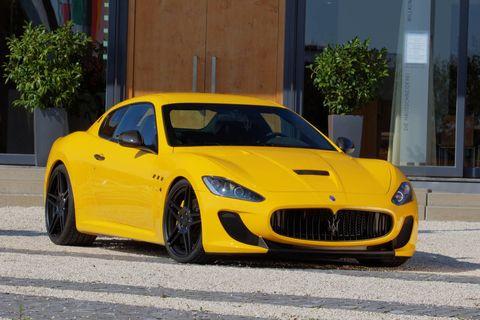 Mama Mia! Novitec Supercharges Maserati GranTurismo MC Stradale