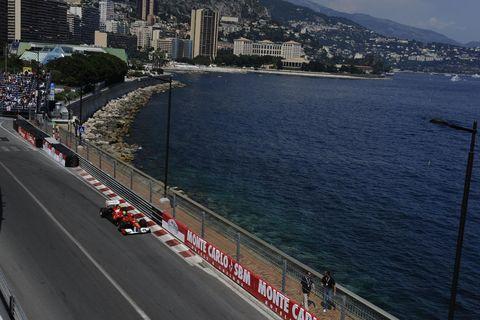 Monaco GP Offers Up Unique Challenges