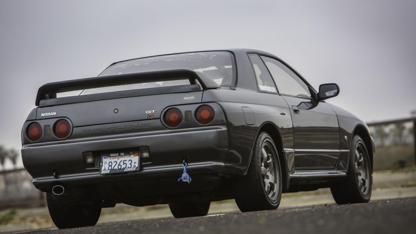 1990 nissan nismo skyline gt-r r32 import