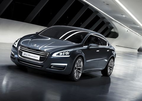 Concept Cars – 5 by Peugeot