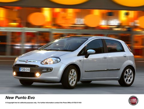 Fiat Punto Evo – Rebadged as a Chrysler?