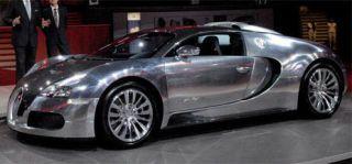 Photos: Bugatti Veyron Pur Sang