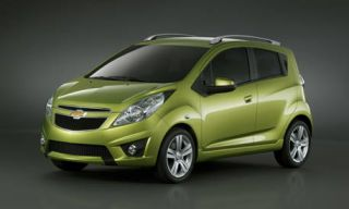 Photos: Chevrolet Spark Concept