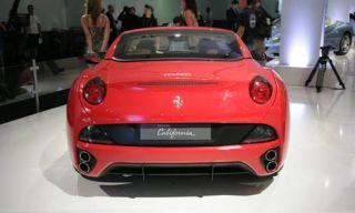 Photos: 2009 Ferrari California