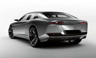 Photos: Lamborghini Estoque Concept