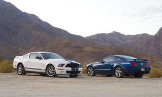 Photos: Shelby GT 500 and the GT California Special