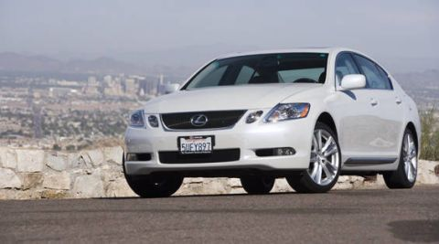 In Our July 2005 Issue We Compared A With Hybrid Ed Lexus Gs The 450h To Surprise Could Almost Match Strides