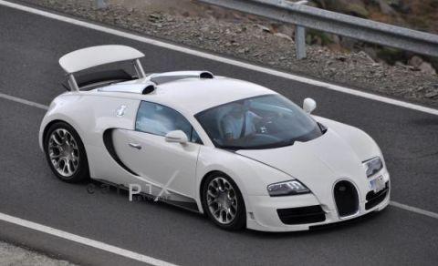 First Photos: 2012 Bugatti Veyron Grand Sport Super Sport