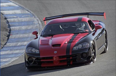 2010 Viper ACR asserts its dominance at Laguna Seca with new track ...