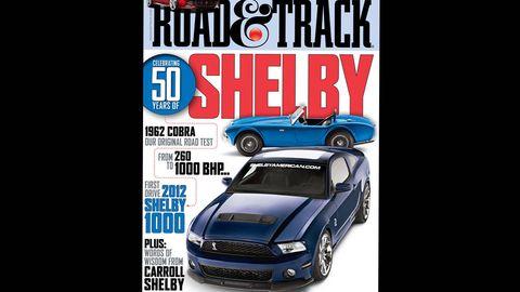 Road & Track May 2012
