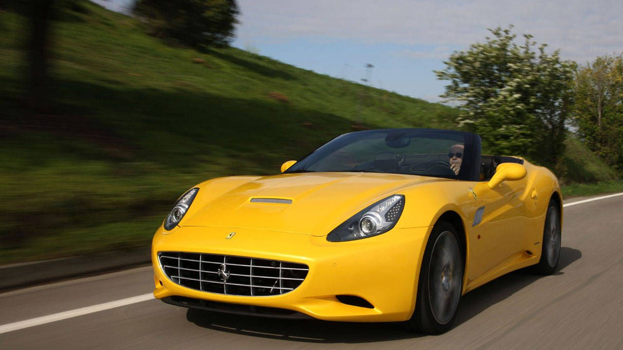 2013 Ferrari California HS