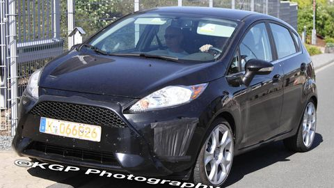 2012 Ford Fiesta ST 5 Door Hatchback
