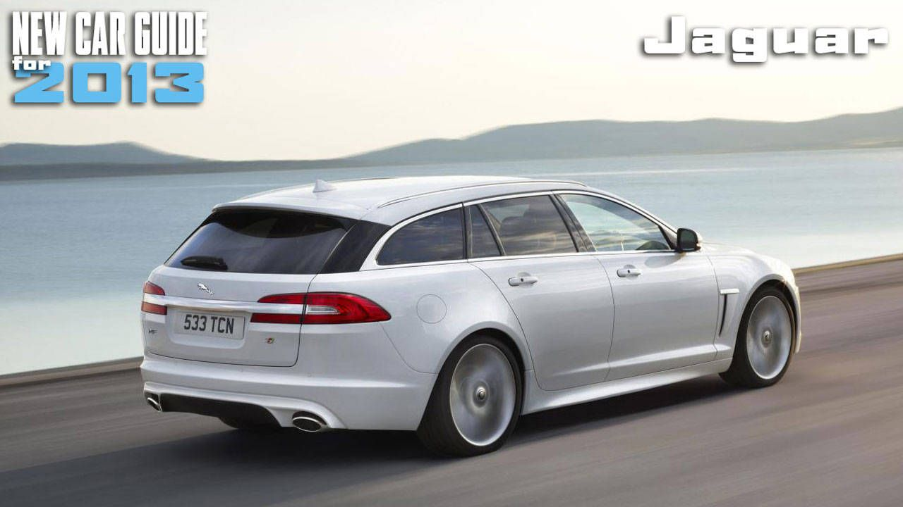 New Jaguar Models For 2013