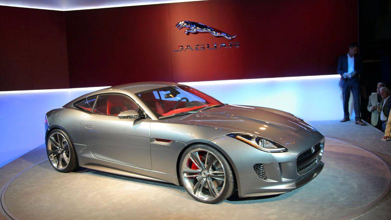 2012 Jaguar C X16 Concept