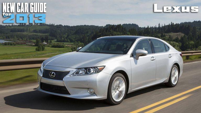 New Lexus Models For 2017