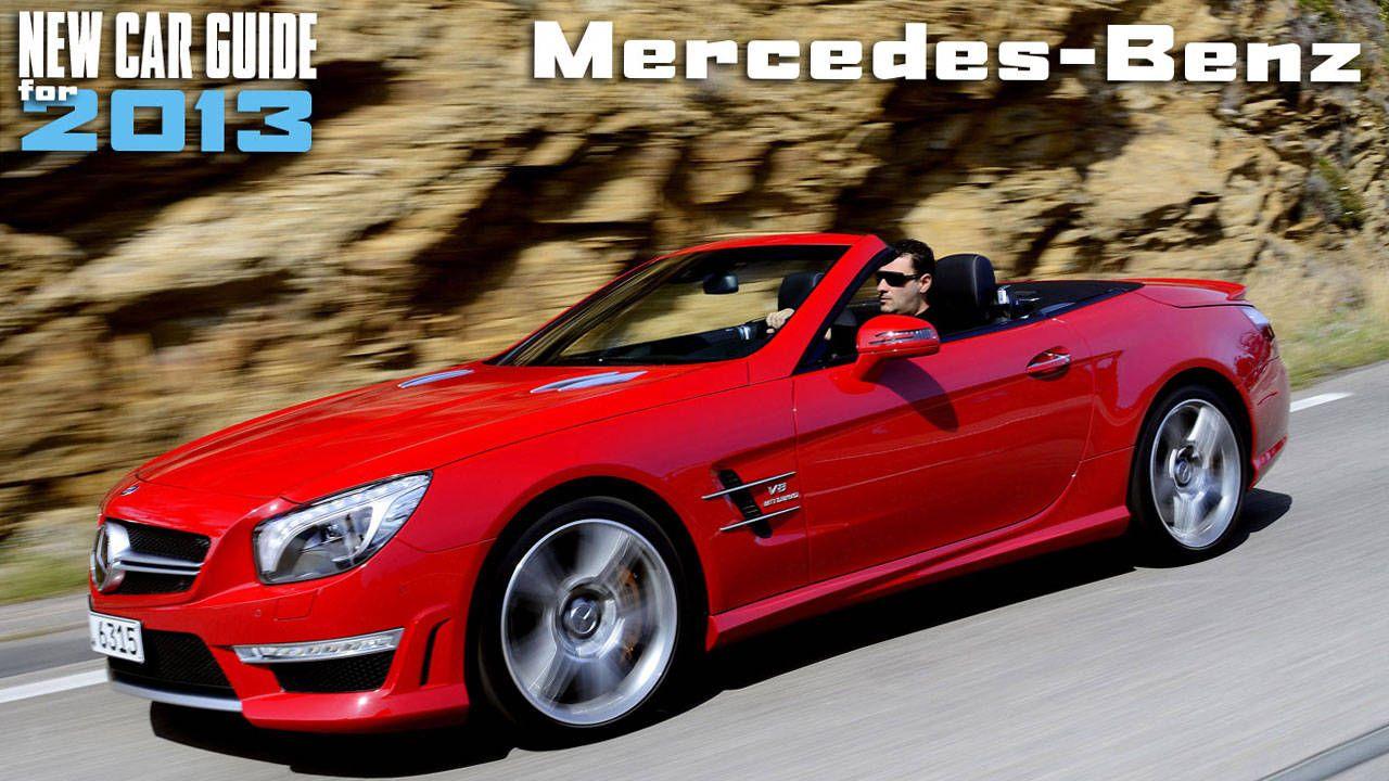 New Mercedes Benz Models For 2013