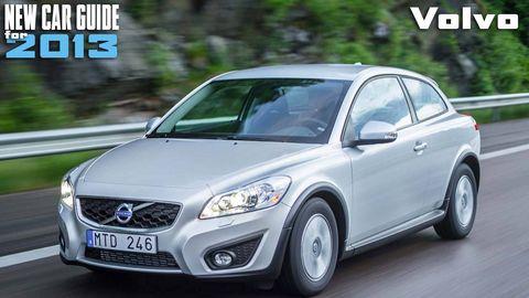 New Volvo Models for 2013