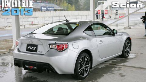 New Scion Models For 2017
