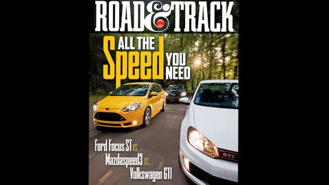 road  track   november 2012 cover