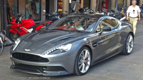 Aston Martin Cars 2013 - New Aston Martin Models 2013 - New Aston ...