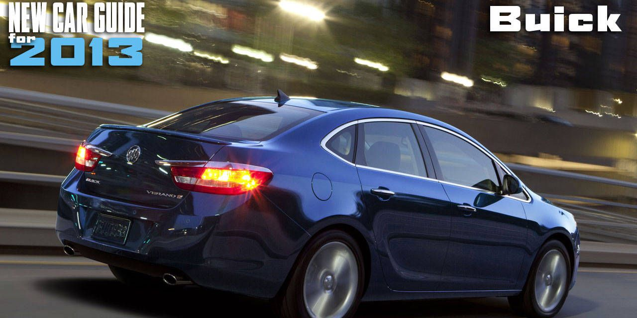 All Buick Models: List of Buick Cars
